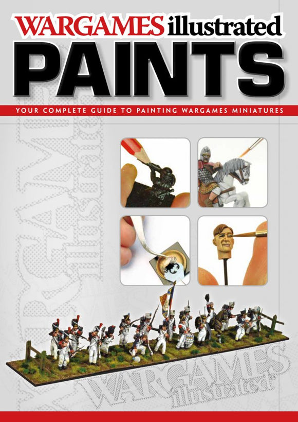WARGAMES ILLUSTRATED PAINTS