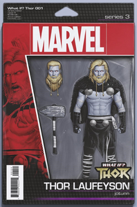 WHAT IF? THOR #1 CHRISTOPHER ACTION FIGURE VAR