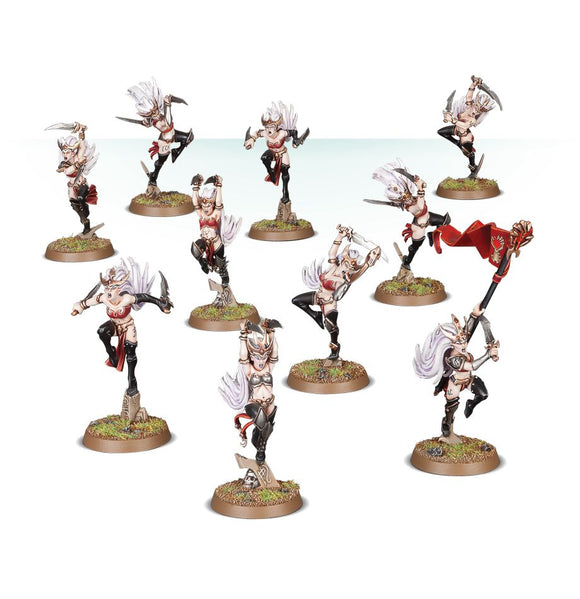 Dark Elves: Witch Aelves