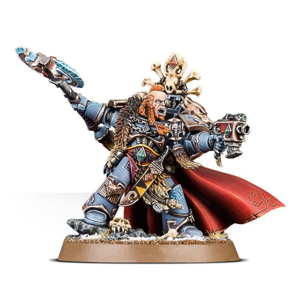 Space Wolf Lord Krom