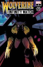 Wolverine: Infinity Watch (2019) #4