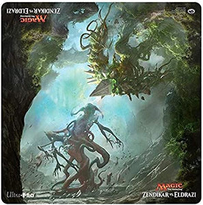 Magic Playmat - Zendikar vs Eldrazi Duel Playmat