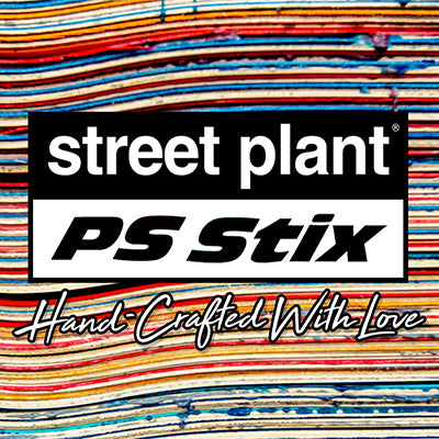 Street Plant® Skateboards: Hand-Crafted with Love at PS Stix