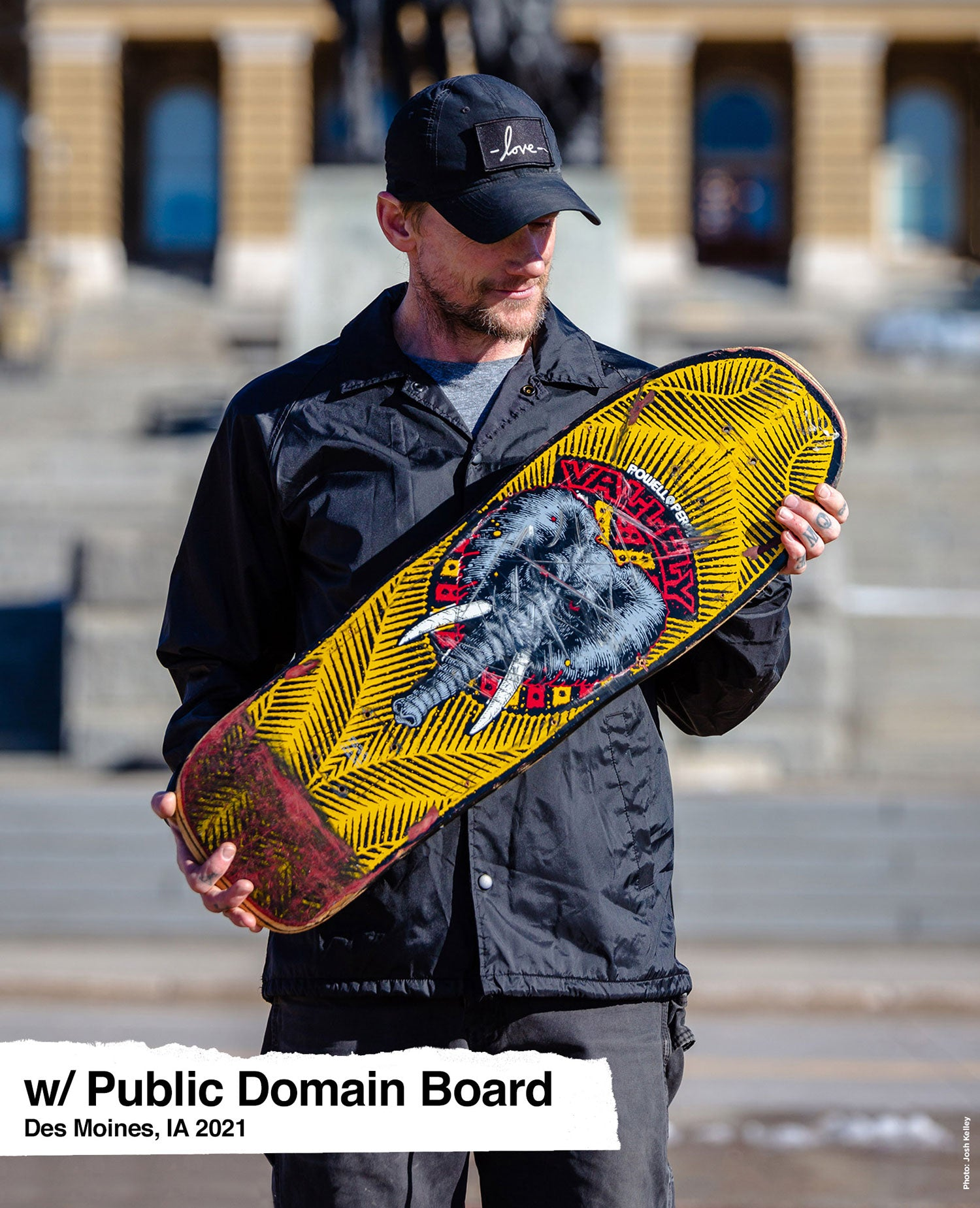 Mike Vallely Des Moines IA