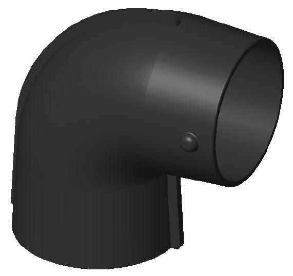 Adapter Elbow 4'', 90 Degree