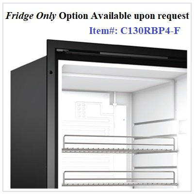"""fridge only"" version Available upon request"