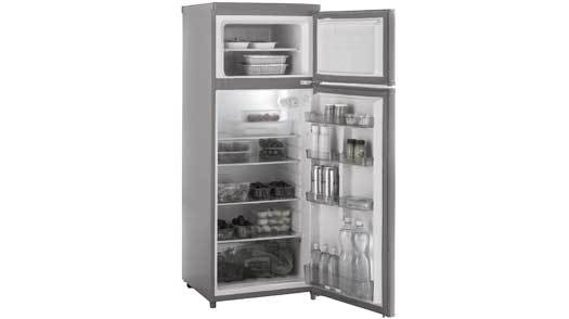 CRUISE 200 STAINLESS STEEL REFRIGERATOR  FREEZER SIDE-BY-SIDE