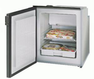 Isotherm Cruise 65 Classic Deep Freezer, 2.3 Cu.Ft, AC/DC, Left Swing, No Flange