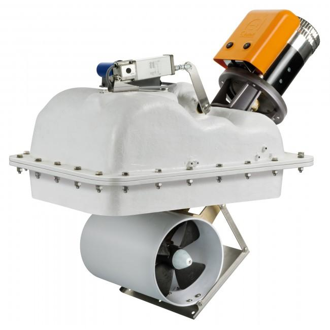 QUICK USA BTR 250 -240 Retractable Bow Thruster