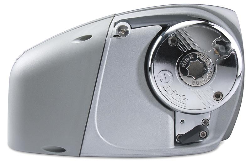 QUICK USA Hector HC3 1524ADB Horizontal Windlass 1500W 24V  08mm (with drum on gypsy) -Motor case in Aluminum