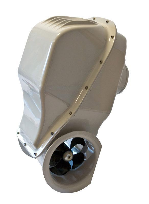 SIDE POWER SX80/185T 24V External Stern Thruster - 80Kg/176Lb