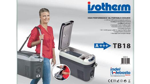 TB 18 Travel Box Portable Fridge or Freezer