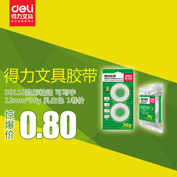 Deli Easy Tear Stationery  Tape - W30111
