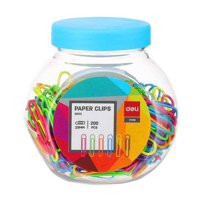 Deli Paper Clips 29mm