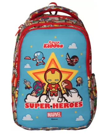 Smily Kiddos Super Heros Backpack