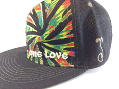 Grassroots California // One Love Hat // Size 7 1/4