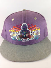 Grassroots California // Camp Bisco 2011 Hat // 2 SIZES AVAILABLE