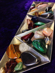 Tumbled Pocket Rock Sets