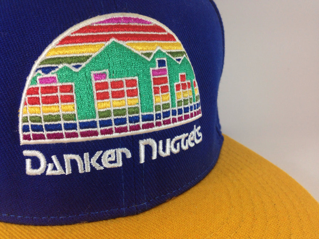 Grassroots California Danker Nuggets Hat - Size 7