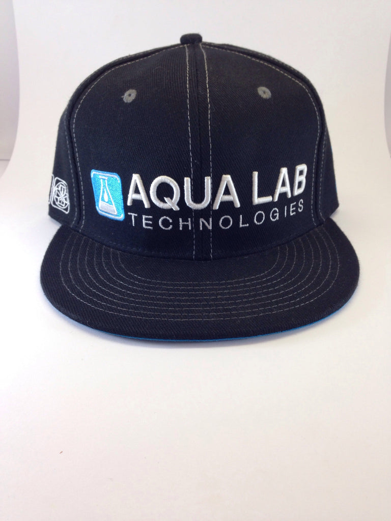 Grassroots California // Aqua Lab Hat // Size 6 3/4
