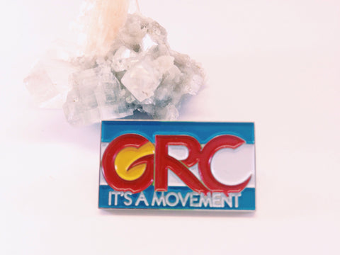 GRC Colorado Flag Pin