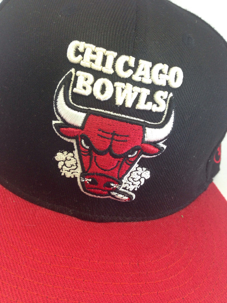 Grassroots California Chicago Bowls Hat - Size 7