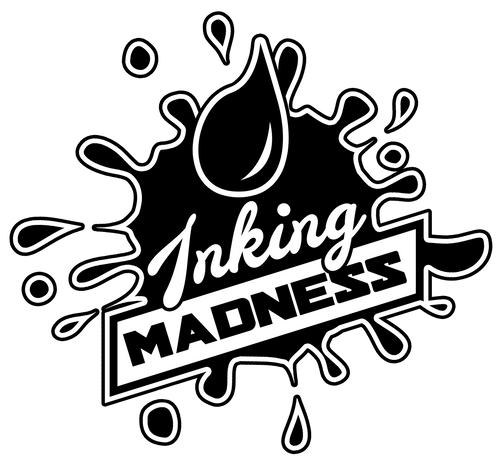 Inking Madness Official Logo