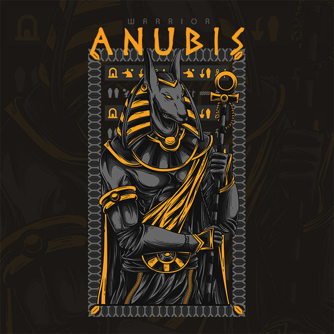 Inking Madness | Anubis Tank Top
