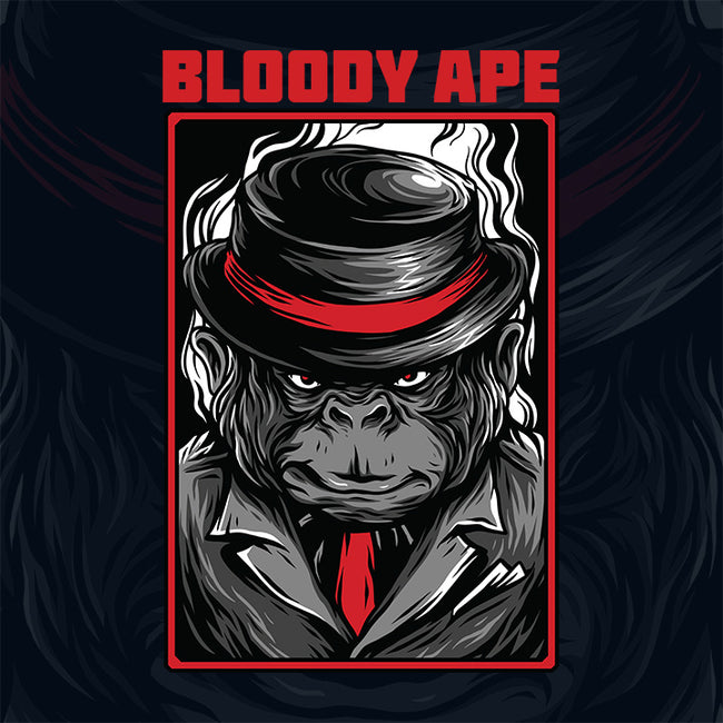 Inking Madness | Bloody Ape