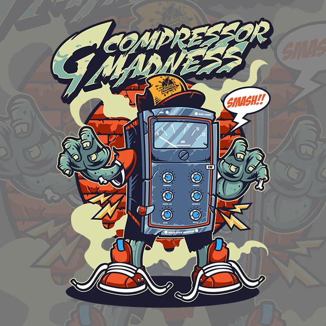 Inking Madness | SSL G-Comp Madness
