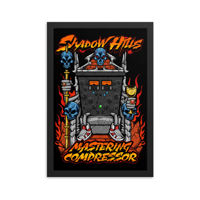 Shadowhills Mastering Compressor Poster