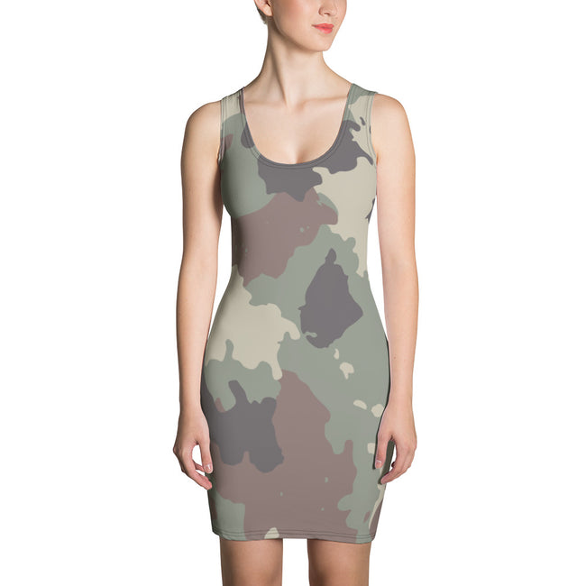 Inking Madness | Camouflage Dress