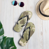 Inking Madness | Camouflage Flipflops