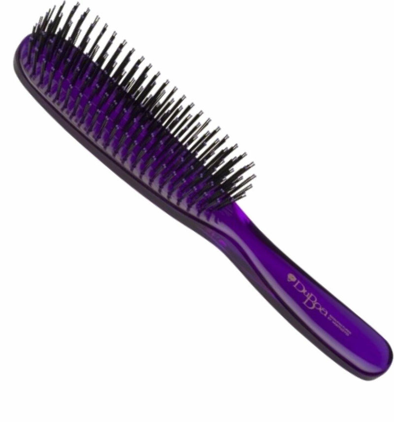 DuBoa - Large Hair Brush 80 Brush- Purple (Made in Japan)