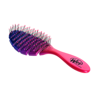 The Wet Brush Flex Dry Gift Set + Free Deluxe Hair Towel - Pink
