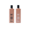 Juuce - Argan Soft Duo - Shampoo/Conditioner - (2x375mL)