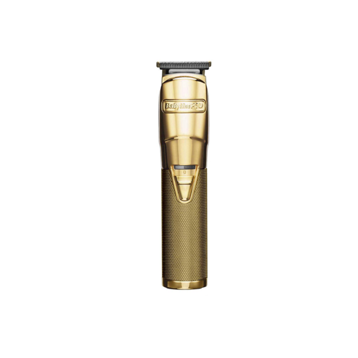 Babyliss PRO - GoldFX Metal Lithium Hair Trimmer - Gold B788GA