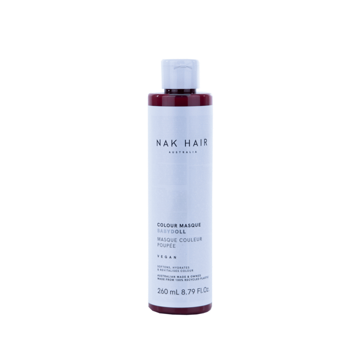 NAK Hair - Colour Masque Babydoll - 260mL