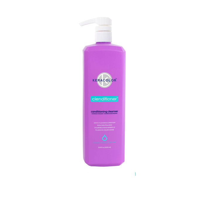 Keracolor - Clenditioner - Conditioning Shampoo - 1000mL