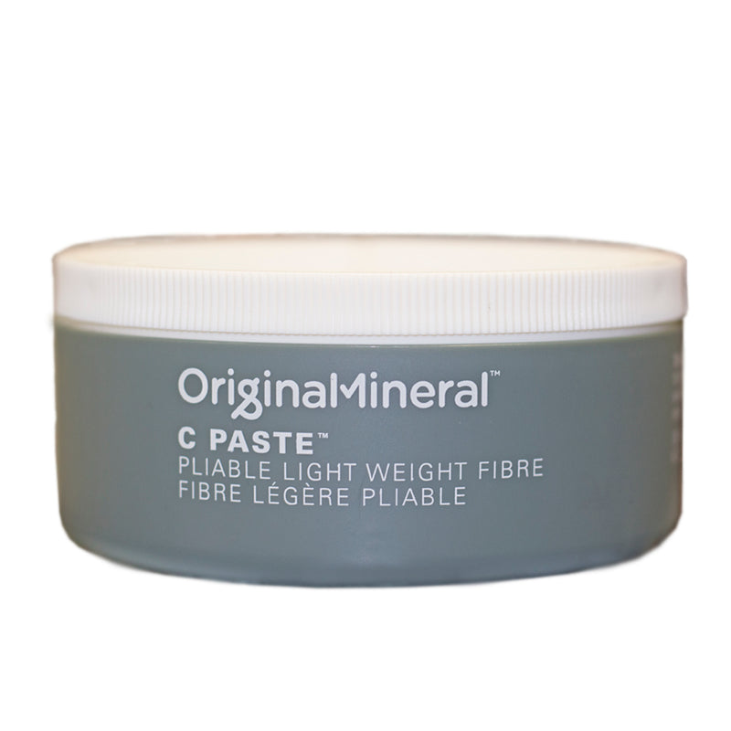 O&M Original Mineral C Paste™ Pliable Light Weight Fibre - Styling