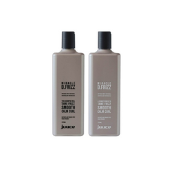 Juuce - Miracle D.Frizz Duo - Shampoo/Conditioner - (2x375mL)
