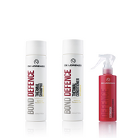 De Lorenzo -Bond Defence Trio Pack - Shampoo/Conditioner/Defence Extinguish