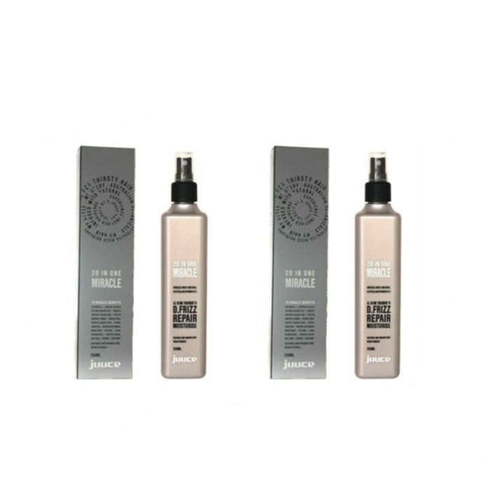 Juuce - 20 In One Miracle Duo Pack  - Treatment (2x250mL)