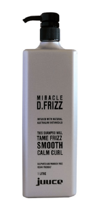 Juuce - Miracle D.Frizz - Shampoo 1L