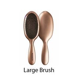Brushworx Rosette  - Cushion Brush - Rose Gold Large