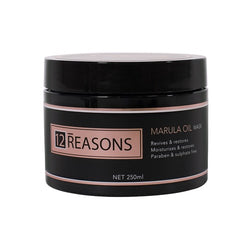 12 Reasons Marula Oil - Treatment Mask