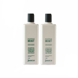 Juuce - Peppermint Scalp Duo - Shampoo/Conditioner - (2x375mL)
