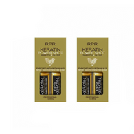 RPR - Keratin Power Shot Quad Pack - Styling Treatment Smooth and Gloss (4x30mL)
