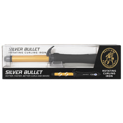 Silver Bullet Fast Lane Professional - Rotating Curling Iron
