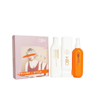 O&M - Volume + Style Pack - Shampoo/Conditioner/Atonic